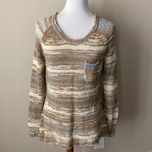 People Like Frank boho chic pullover sweater